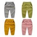 Pantalones de los niños de baby boy pantalones casuales niños primavera ropa