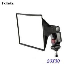 20x30 lambed box flash softbox flash diffusers measurement : 20 30cm недорго, оригинальная цена