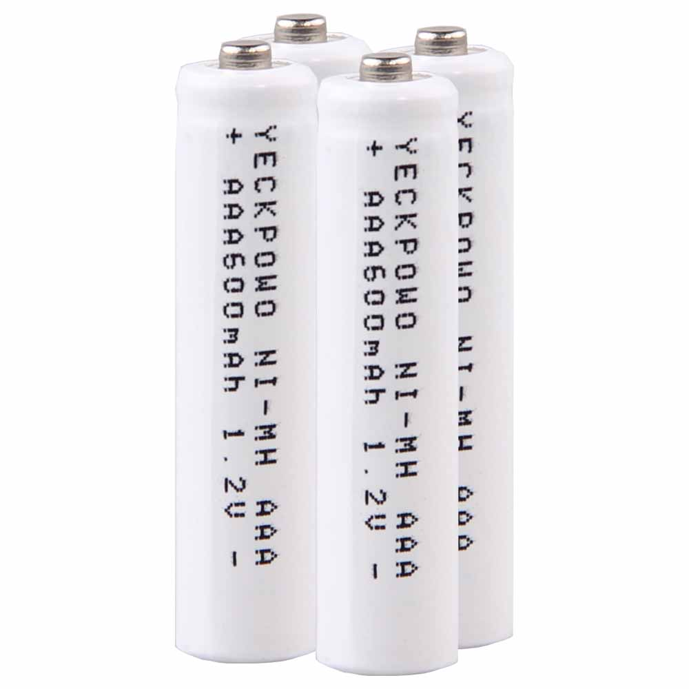 Lowest price 4 piece AAA battery 1.2v batteries