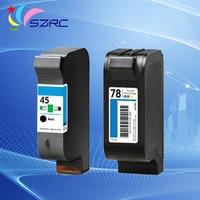 Original new 51645A C6578D 45 78 ink cartridge For HP 710c 815C 1180c 1280c Printer