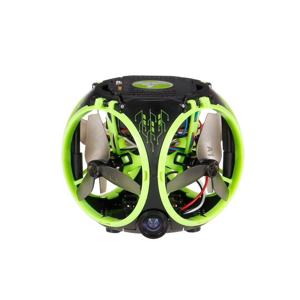 FQ26 WiFi FPV Mini Drone Quadrocopter with Camera 0.3MP Altitude Hold G-sensor Foldable Dron Quadrupter APP Phone Control RTF (5)