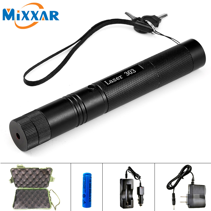 EZK30 5000 mw 303 Green Laser Pointer Laser Adjustable Focal Length with Star Pattern Filter +18650 battery charger + Box scarlett sc ek18p10 white grey чайник электрический