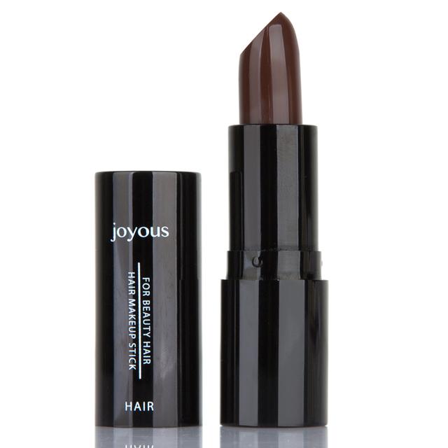 Portable Lipstic Shaped Hair Dyeing Cream
