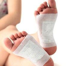 30 шт детоксикационный пластырь для ног, бамбуковый пластырь для детоксикации токсинов с клеевым слоем, поддерживающие форму подушечки, улучшающие сон, красота, пластырь для похудения, забота о здоровье, A002