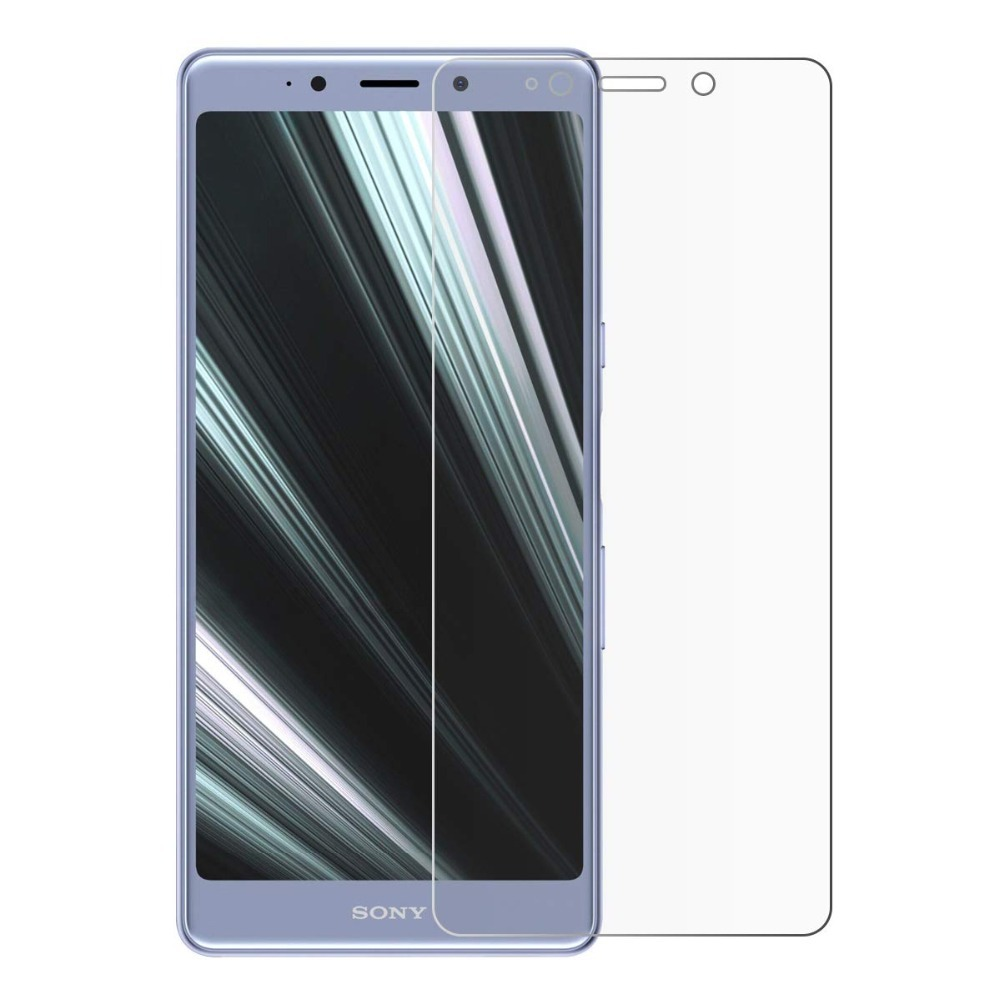 9h 2.5d Anti-shock Tempered Glass For Sony Xperia L1 L2 L3 Screen Protector Film Glass For Sony L1 L2 L3 Protective Film An Enriches And Nutrient For The Liver And Kidney American