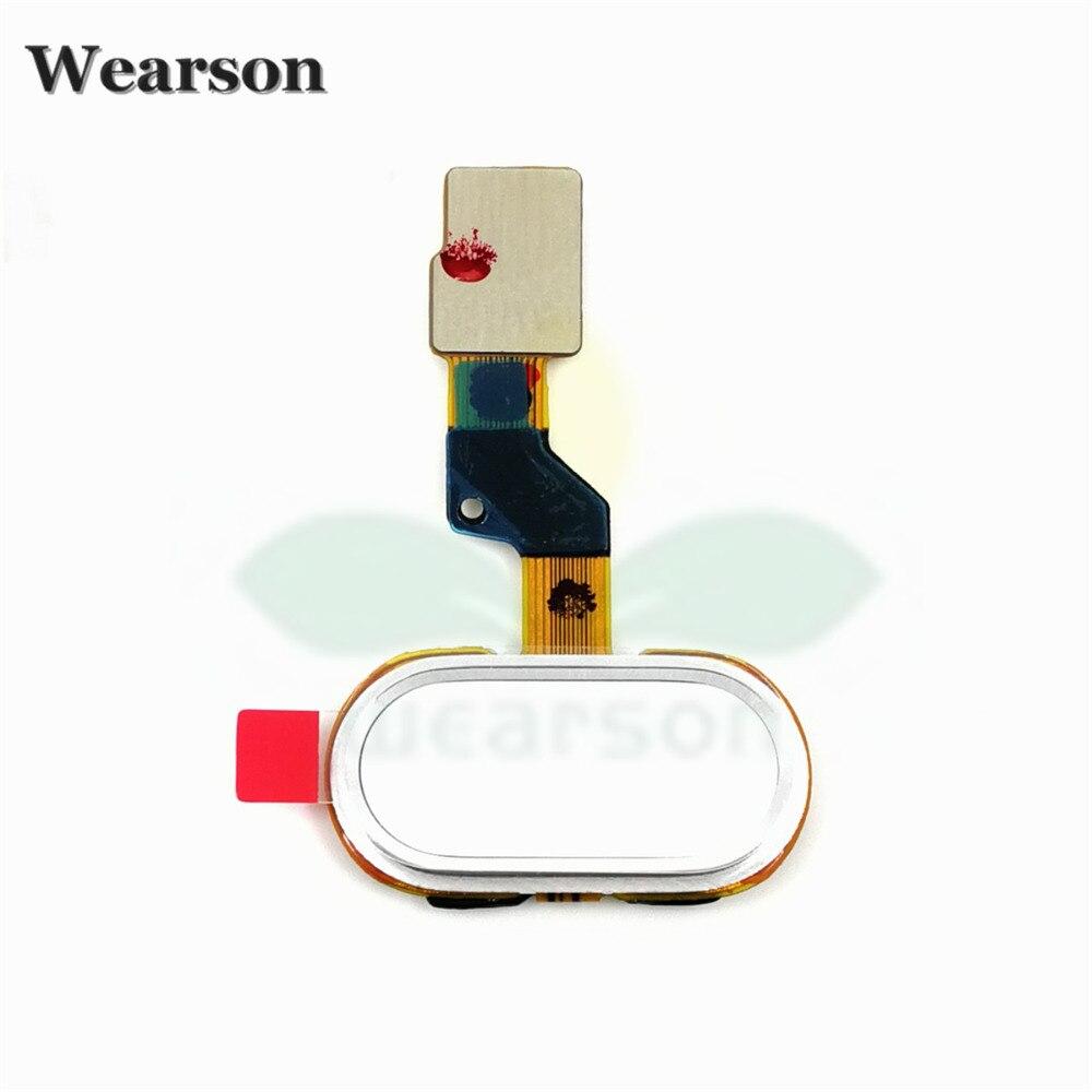 imágenes para Para Meizu U10 Tecla Inicio Botón FPC Sensor de Cable Flexible a Prueba de Huellas Dactilares de Alta Calidad Libre Del Envío Con Número de seguimiento