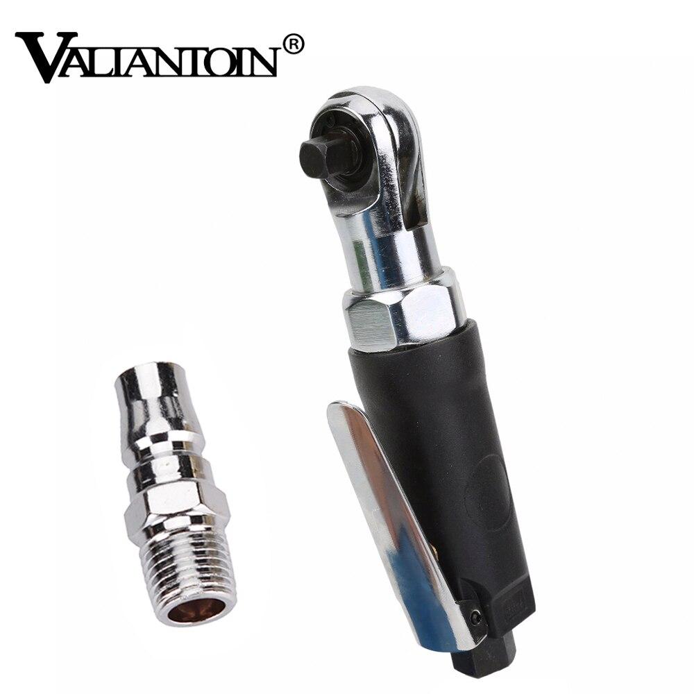 Pneumatic Tool 3 8 Inch Air Ratchet Wrench mpact socket wrench Black Mini repair Tools Drop