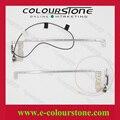 Original LED LCD dobradiças Para Lenovo Ideapad U310 LZ7 com Antena cabo FBLZ704010 FBLZ705010 L + R DOBRADIÇA