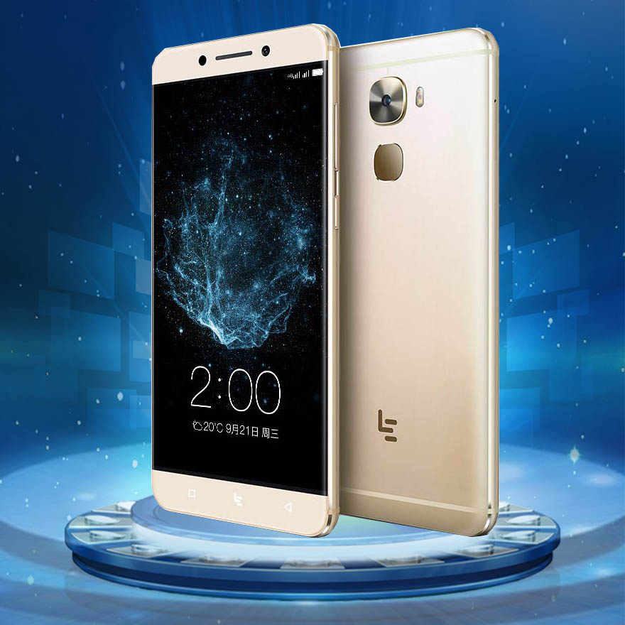 Original Letv Le Pro 3 LeEco x720 Snapdragon 821 Quad Core Mobile Phone 5 5 4GB