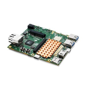 Image 2 - HiKey 970 tek kart bilgisayar 96 panoları süper kenar AI hesaplama platformu (6GB LPDDR4 ve 64GB eMMC) hikey ile AOSP ve Linux