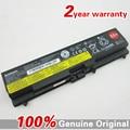 Nova bateria do laptop original para lenovo thinkpad e40 e50 e420 e520 T520I T420 T510 T410 E525 E425 SL410 SL510 L410 L412 L512 L520