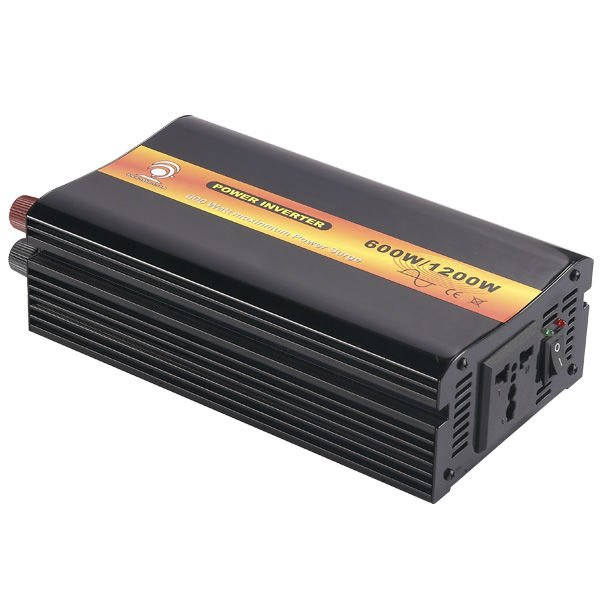 Manufacturer Direct Selling Inverters 600w 12v 220v with one year warranty and CE SGS RoHS IP30 ApprovedManufacturer Direct Selling Inverters 600w 12v 220v with one year warranty and CE SGS RoHS IP30 Approved