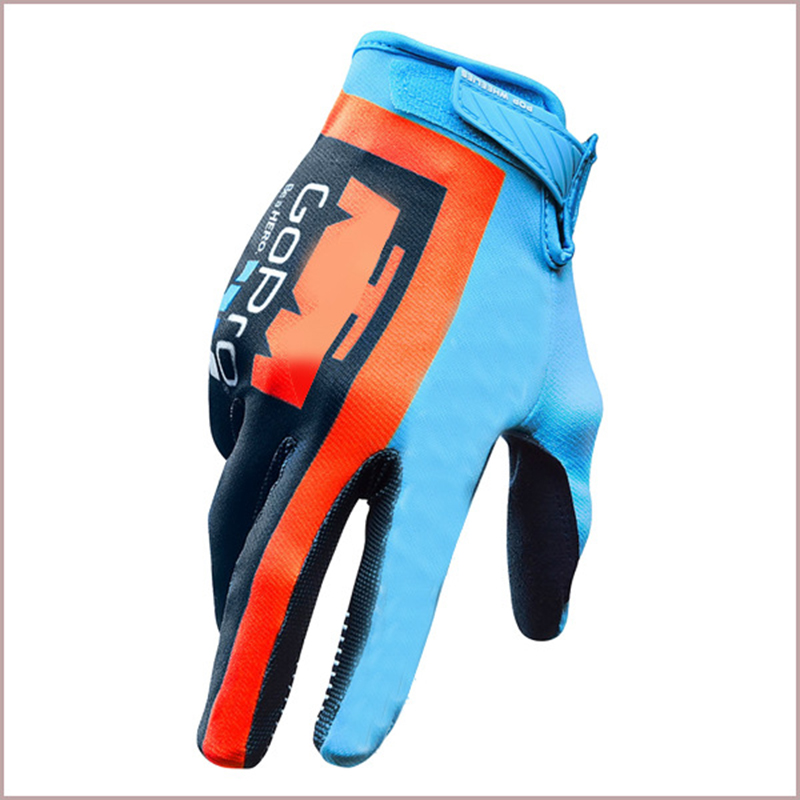 FOX RACING AIRLINE CAUZ MOTOCROSS MX MOUNTAIN BIKE MTB GLOVES ADULT RED