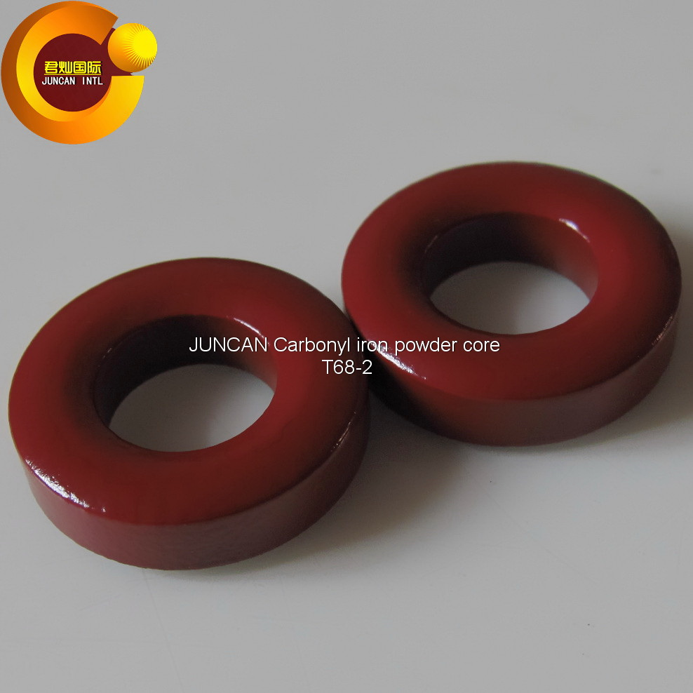 Image 5 - T68 2 Carbonyl iron powder cores, high frequency radio frequency magnetic cores-in Magnetic Materials from Home Improvement