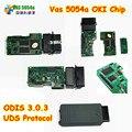 Новое Поступление VAS 5054A ОДИС V3.0.3 С Keygen OKI Chip VAS5054A Bluetooth Поддержка UDS VAS 5054 Полный Чип VAS5054 Диагностический инструмент