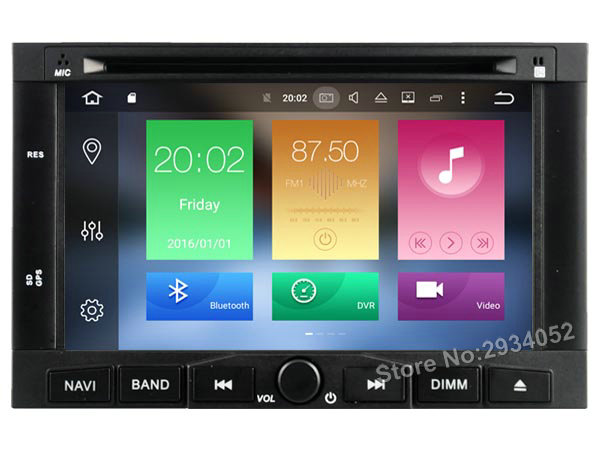 FOR PEUGEOT 3008 5008 Android 8 0 Car DVD player Octa Core 8Core 4G RAM 1080P