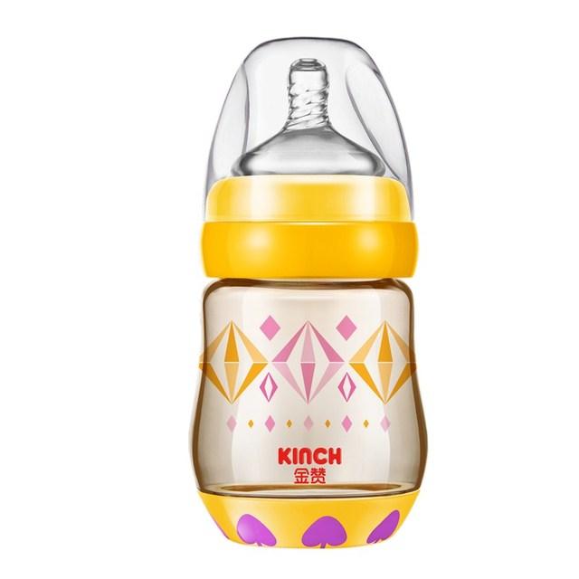 Canecas Pvc Brilhante Especial Primária Fluxo Médio Garrafa Bpa Livre Bebê Único Carregado Sólida Em Forma de Cabaça-Garrafas Para Crianças Alimentação do bebê