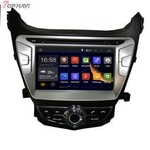 "TOPNAVI 8"" Quad Core Android 6.0 Car GPS Navigation for HYUNDAI ELANTRA/AVANTE 2014- Autoradio DVD Multimedia Audio Stereo"