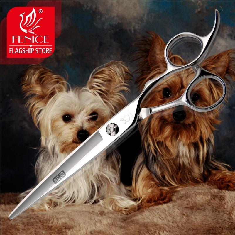 """""""Fenice"""" 7,0 colių profesionalūs JP440C augintiniai plaukai - Naminių gyvūnėlių produktai - Nuotrauka 2"""