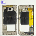 50pcs/lot For Samsung Galaxy A3 A5 A7 A9 A310 A510 A710 A910 2016 Middle Plate Frame Housing Bezel Chassis with all small parts