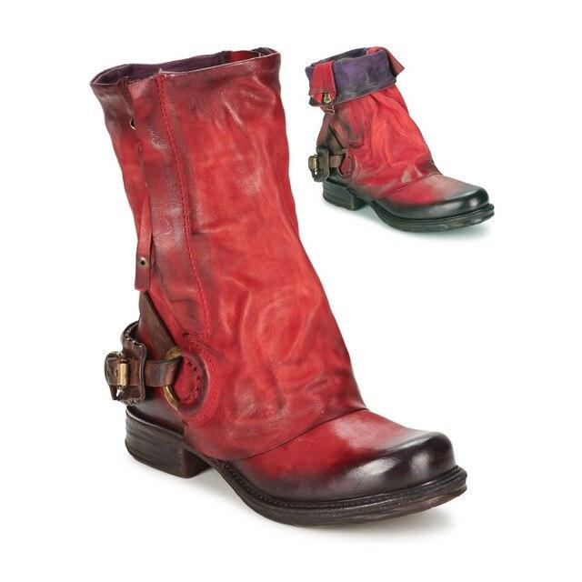 Rouge Bottes (v) - Chaussures bMnPwzhG5
