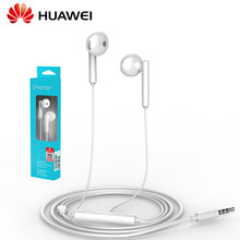 Original Huawei Honor AM115 Headset for Huawei P10 P9 P8 Mate9 Honor 8 with 3.5mm Plug earbuds earphone wired Controller Speaker(China)