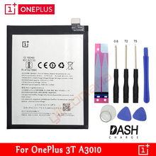 ONE PLUS Original Phone Battery BLP633 3300/3400mAh For OnePlus 3T A3010 High Quality Replacement Li-ion Batteries Free Tools аккумулятор для телефона ibatt blp633 для oneplus a3010 3t dual sim 3t