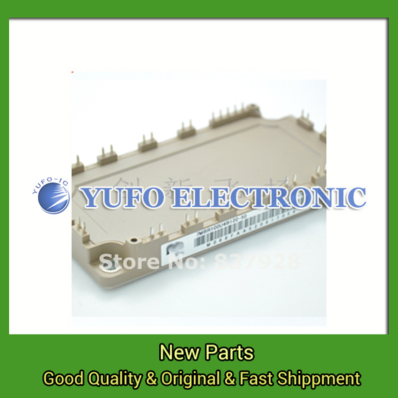цена на Free Shipping 1PCS 7MBR100U4B120-50 Power Modules original new Special supply Welcome to order YF0617 relay