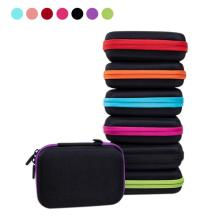 New Essential Oil Storage Bag Shockproof Anti-drop Portable Spray With 10 Perfume Sub-bottle