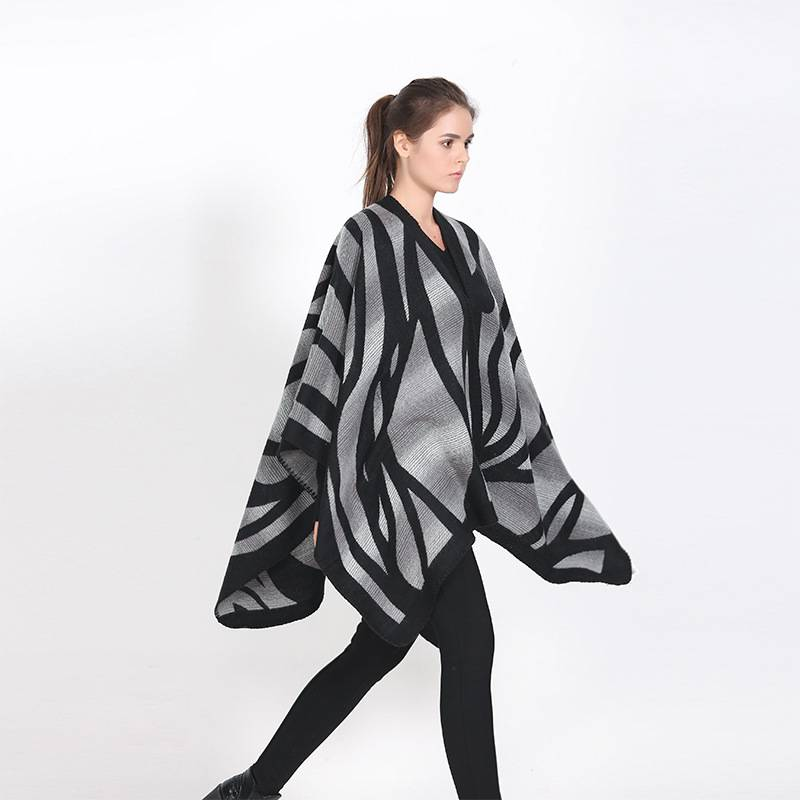 Winter Women Scarf Luxury Brand font b Tartan b font Foulard Femme Patchwork Cashmere Pashmina Thick