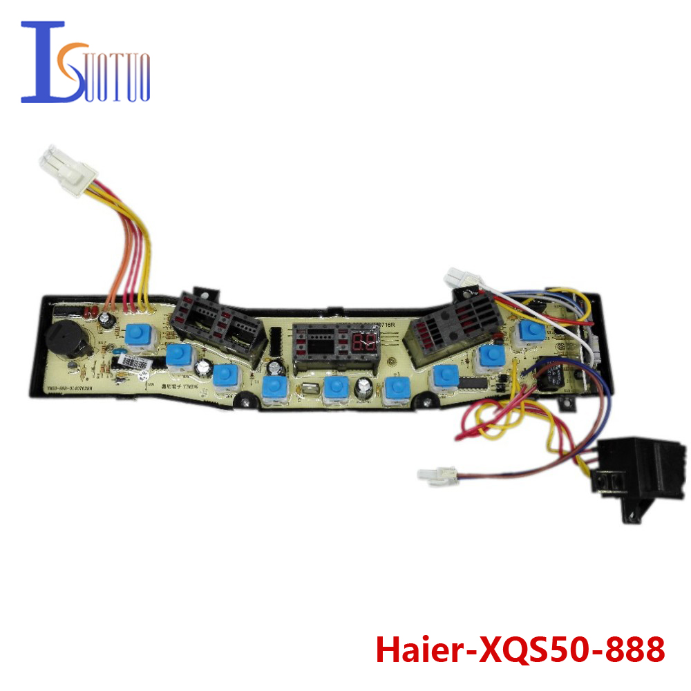 Haier Washing Machine Brand New Computer Board XQS50-888 XQS45-888 brand new original haier washing machine motherboard 50 20h