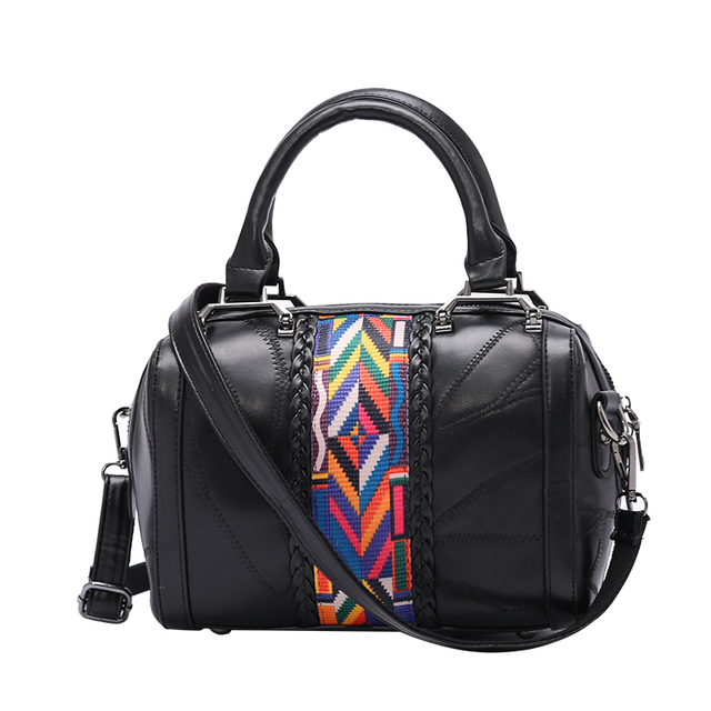 New fashion handbag Boston pillow package inclined bag shoulder bag lady  small bag casual handbags Single shoulder bags 36eba9311a33