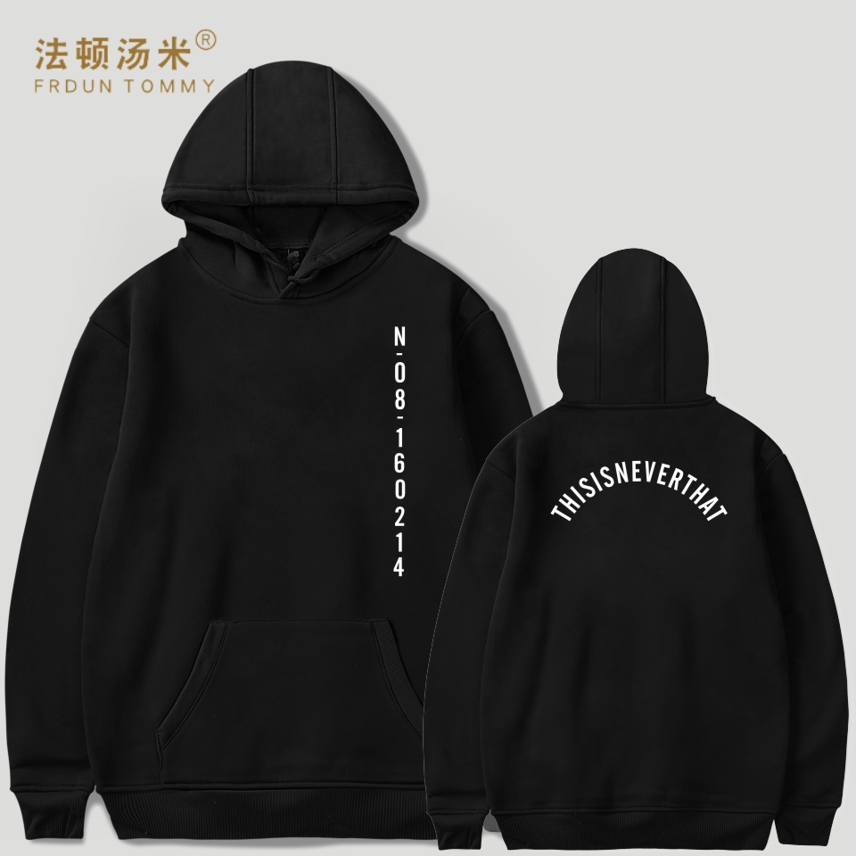 Frdun Tommy BTS Kpop Women Hoodies Sweatshirt Korean Hip Hop Bangtan Popular Hooded Swea ...