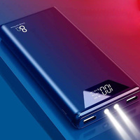 30000mah Larger Capacity External Battery Power bank For iPhone Xiaomi Poverbank 30000mAh Phone Charging Battery Powerbank