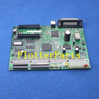 C7769 60369 placa do PC para a HP DesignJet 500 plotterparts Original Usado|hp boards|board hp|designjet 500 -