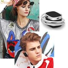 M. uruoi Auricular Inalámbrico Bluetooth 4.1 Música Tarjeta TF Auricular Del Deporte Del Auricular Con Micrófono Auricular Para el iphone Xiaomi Oppo