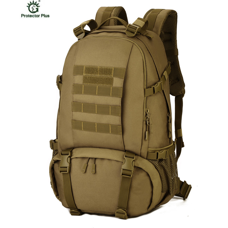 40L Large Capacity Backpack Military Tactics Backpack Camouflage Men Women Travel Bag Mochila Escolar цены