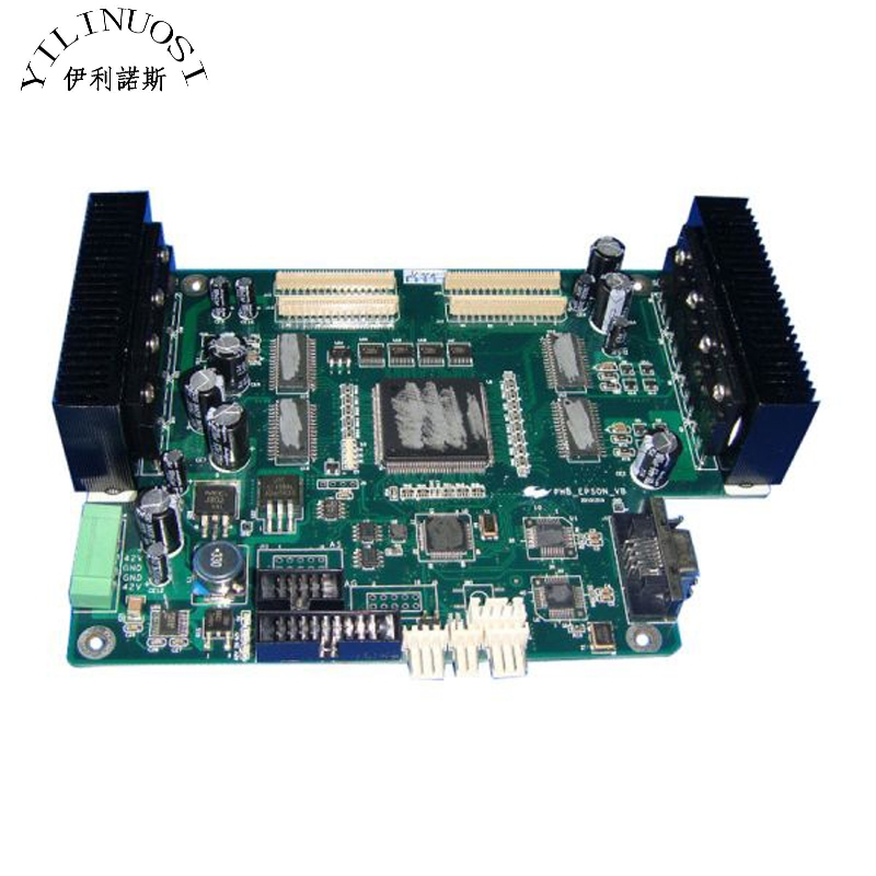 Allwin E-180 / EP-180 Eco-solvent Printer Printhead Board high quality eco solvent printer spare parts allwin human head connector board for sale