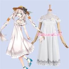 Marie Fate/большой заказ косплей Marie Antoinette Косплей Костюм сценический 2 Купальник летнее платье