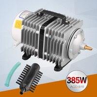 385W 450L Min SUNSUN ACO 818 Electromagnetic Air Compressor For Hydroponics Pond Septic Tank Aquarium Fish