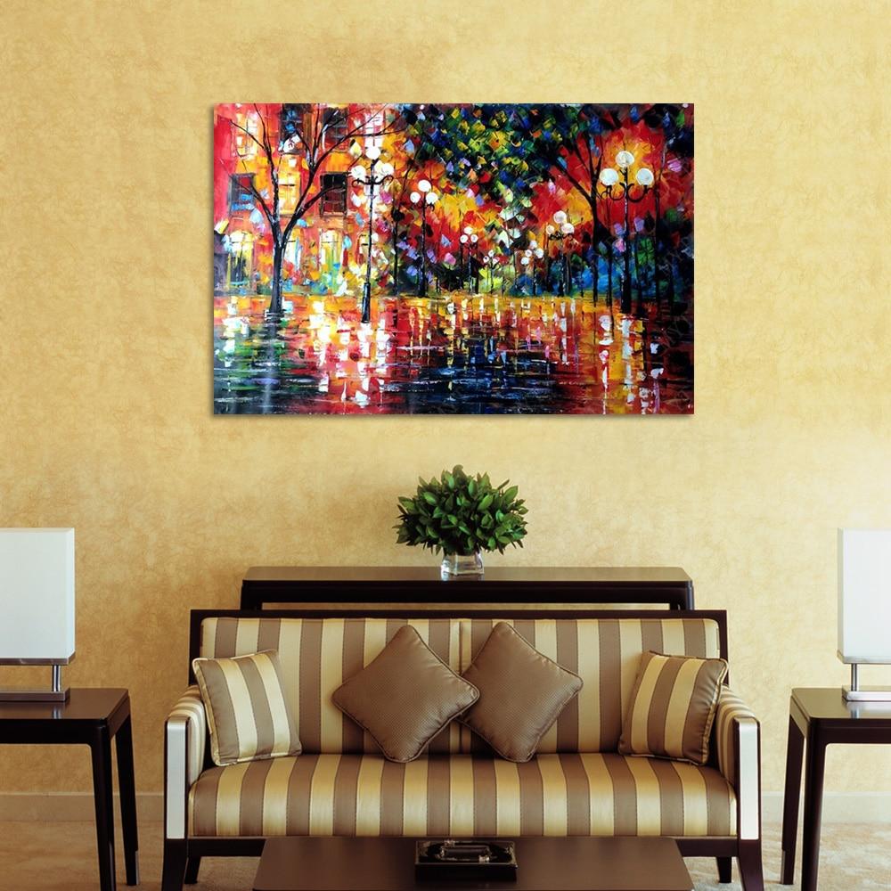 Online kaufen großhandel acryl abstrakte kunst aus china acryl ...