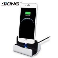 Ładowarka Stacja Dokująca Dla iPhone 7 Plus Magnetyczny Ładowarka USB Kabel Ładowarki stacja dokująca Dla iPhone 5S SE 6 S Oraz iPod Magnes Stacja Dokująca