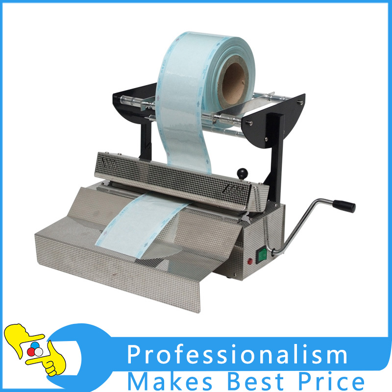 Sterilization Bag Sealing Machine Disinfection Sealing Machine with Plastic Sealing Machine Hospital Package Sealing Equipment