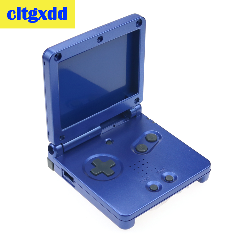 Cltgxdd Cartoon Full Housing Shell Replacement For Nintendo Gameboy Advance SP For GBA SP Game Console Cover Case
