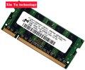 Оперативная память для ноутбука Micron DDR2  2 Гб  667 МГц  DDR 2  2G  оригинальная  200PIN  SODIMM  пожизненная Гарантия
