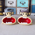 1 Piece Personalized Gifts Creative Cute Cartoon Mouth Monkey Personalized Ashtray