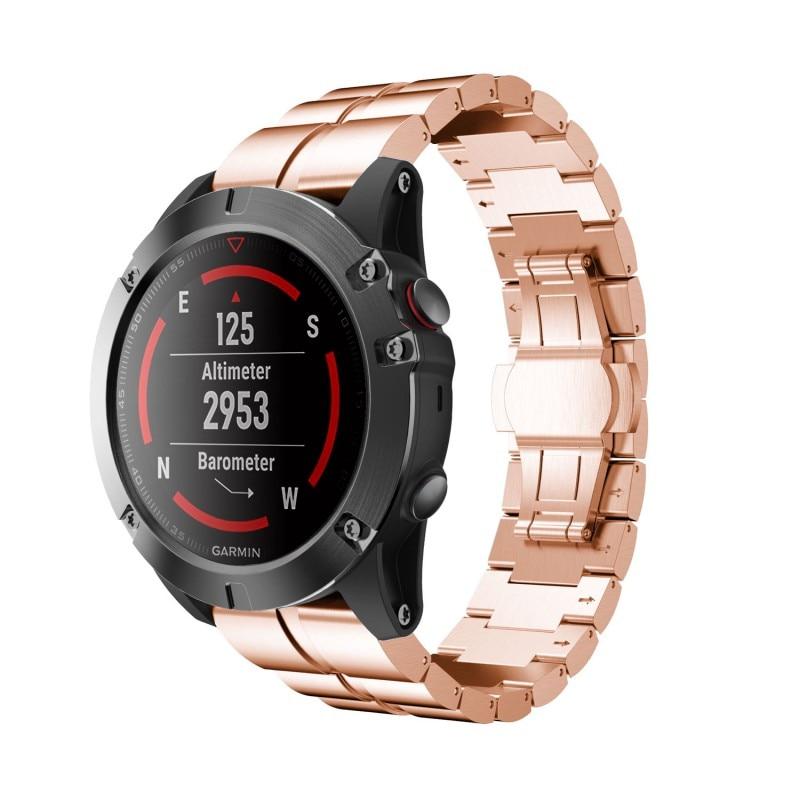 pulseira de relógio para garmin fenix 5x