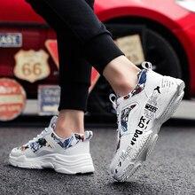 Sports shoes men's running shoes mesh breathable lightweight men's sports slip wear casual shoes men цена