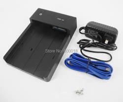 5 Гбит 3.5 2.5 дюймов SATA I, II, III Горизонтальное Мобильный HDD док-станция Dock, USB 3.0 док-станция внешний жесткий диск