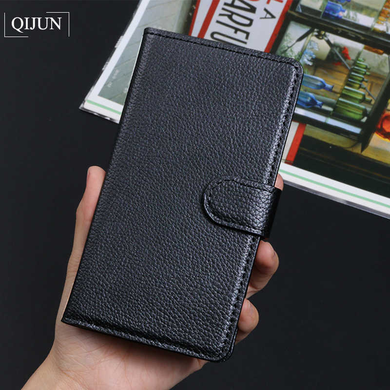 Luxury Retro Flip Wallet Cover For Alcatel One Touch Pop 3 5.0 5015 5015D 5065A For pop3 5.5 5025 5025D Stand Card Slot Fundas